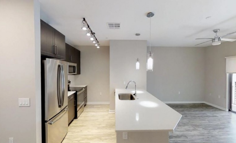 1 BED / 1 BATH - A2 - 670 SQ FT