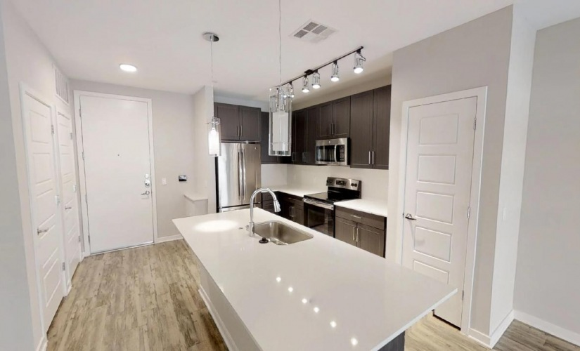 1 BED / 1 BATH - A3 - 710 SQ FT