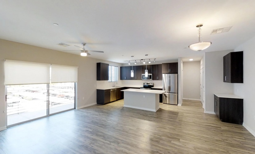 2 BED / 2 BATH - B5 - 1310 SQ FT